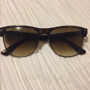 Ray-Ban Women's Tortoise Sunglasses